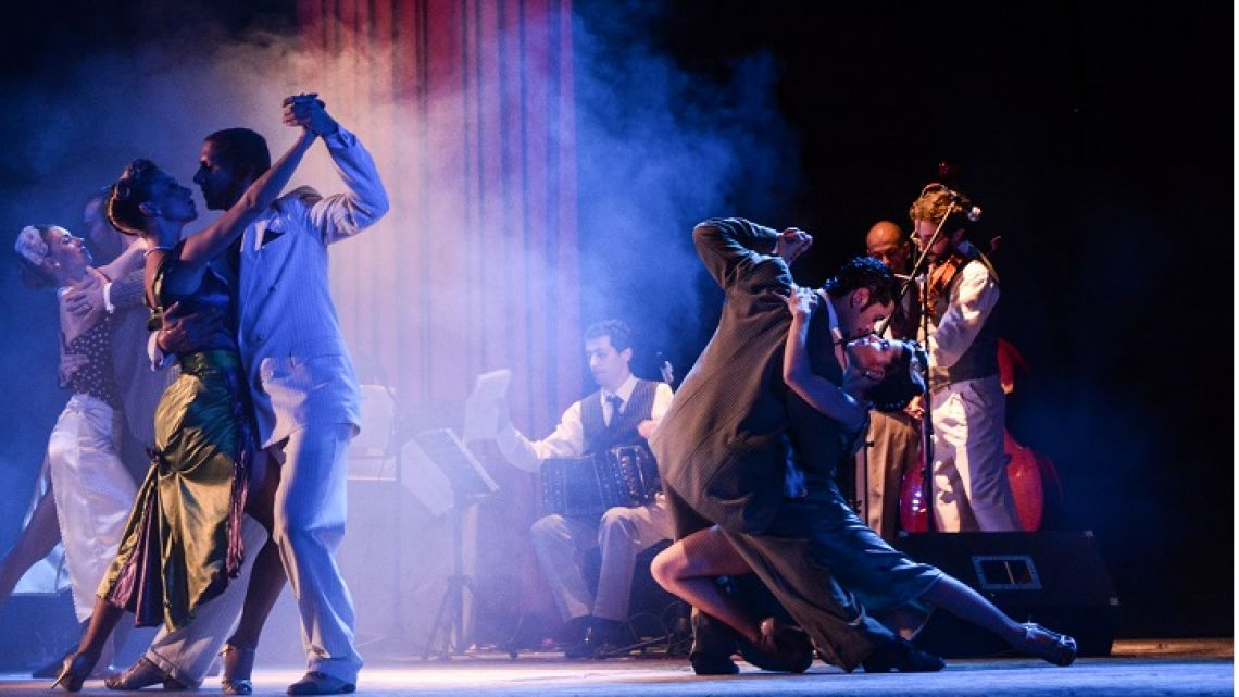 De tango para todos | Foto:Cedoc