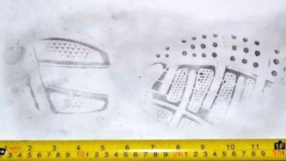 La muestra del salvajismo: esta es la marca de zapatilla que mató a Fernando Báez Sosa.
