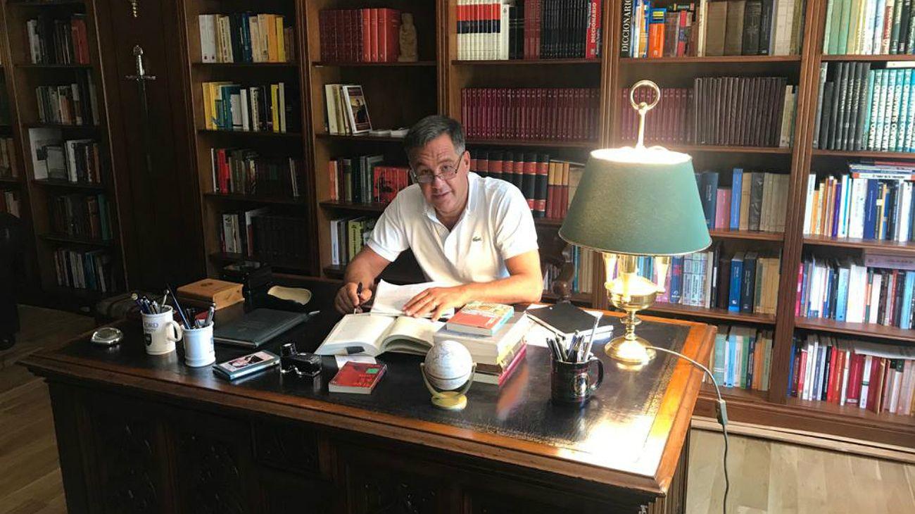 """Finocchiaro contra Kicillof: """"La paritaria es una ley y es la primera vez que no se va a cumplir"""""""