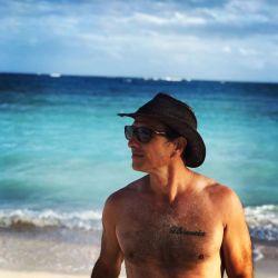 Las románticas vacaciones de Florencia Bertotti y Federico Amador en Punta Cana