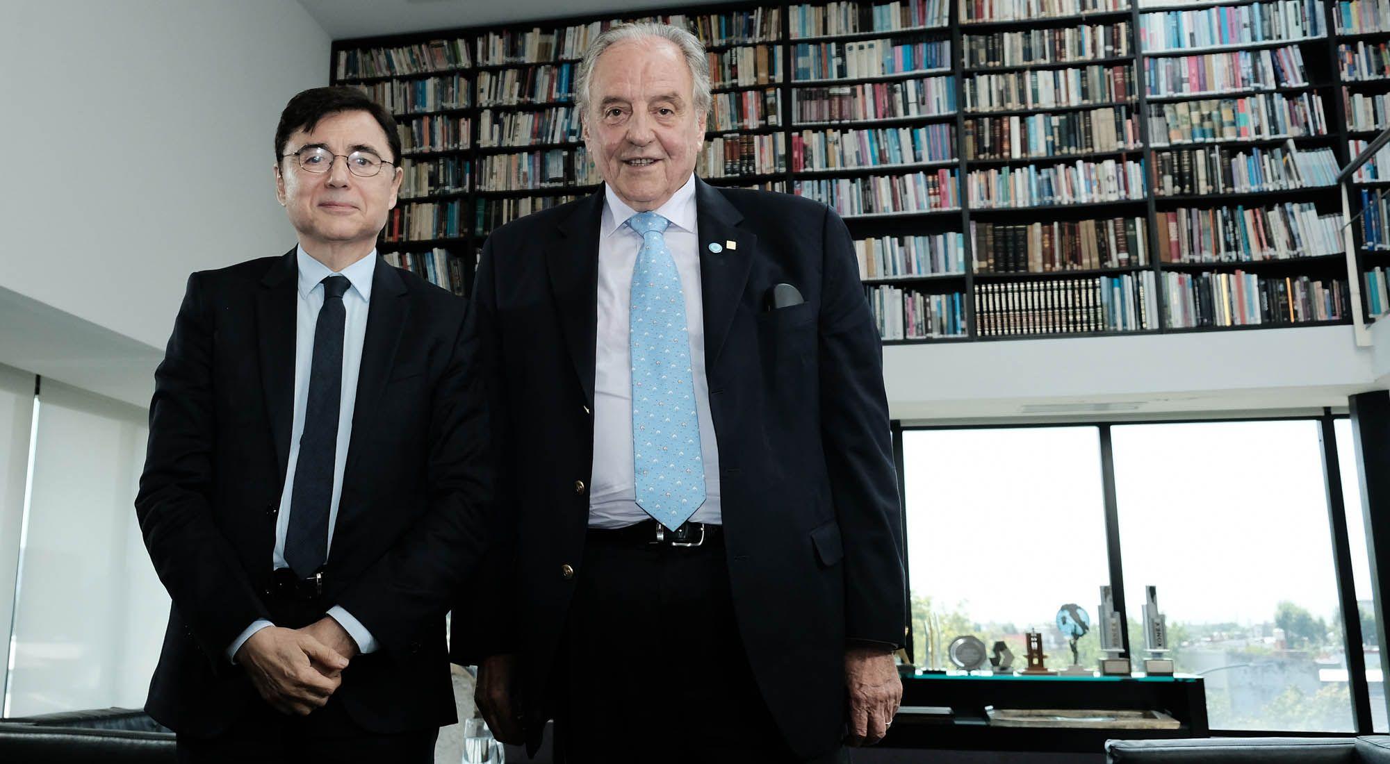 Periodismo Puro: Jorge Fontevecchia entrevista a Carlos Heller