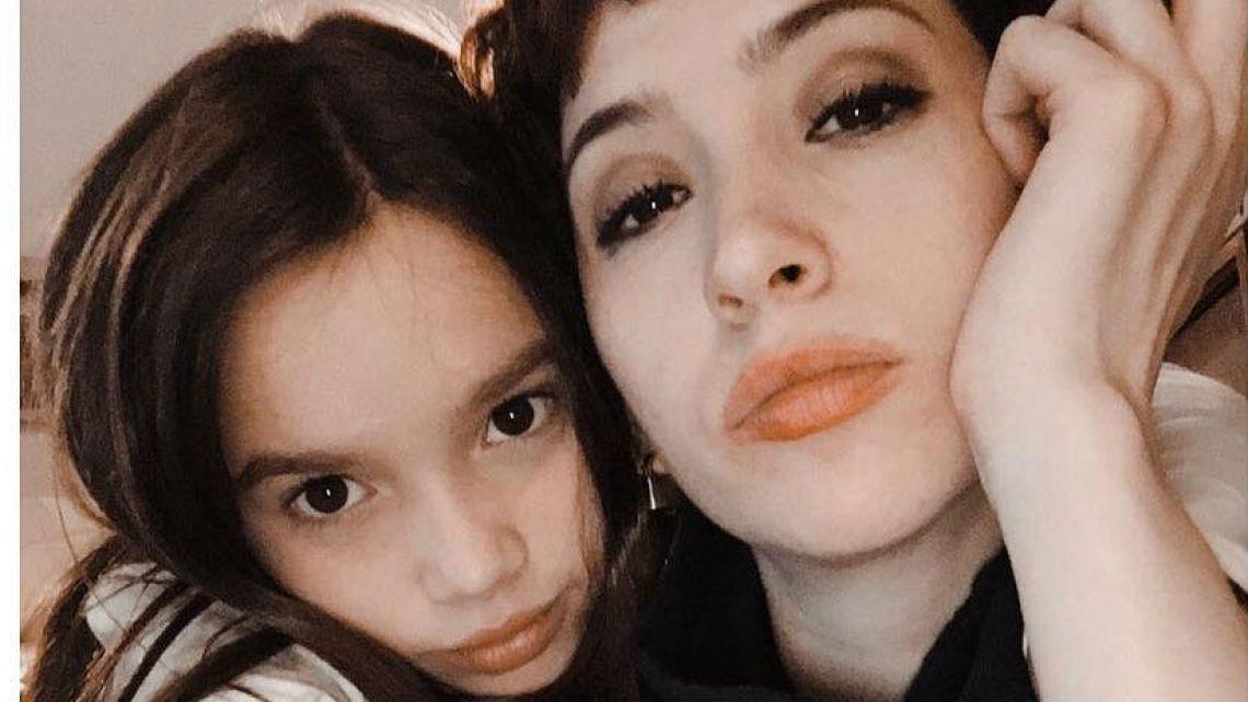 ¡Cómo creció! El cambio de look de Helena, la hija de Sofía Gala