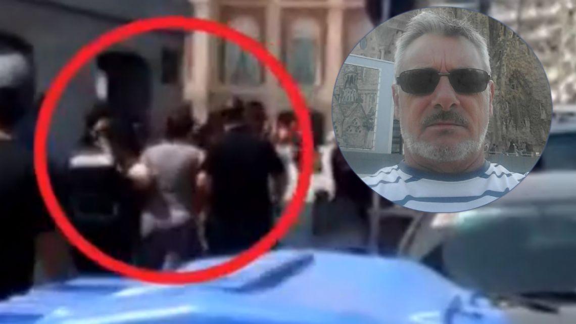 Filtran desgarrador video de la novia de Fernando Alonso tras el suicidio