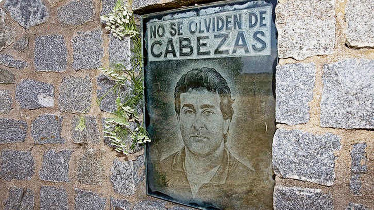 Memoria por Cabezas. | Foto:Télam.
