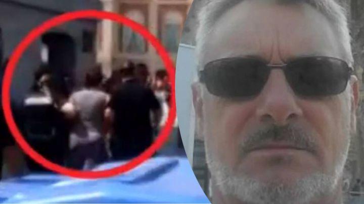 Filtran desgarrador video de la novia del actor que se suicidó en Mar del Plata