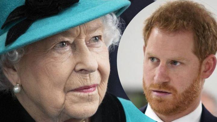 La reina Isabel se enfermó tras el disgusto con el Príncipe Harry