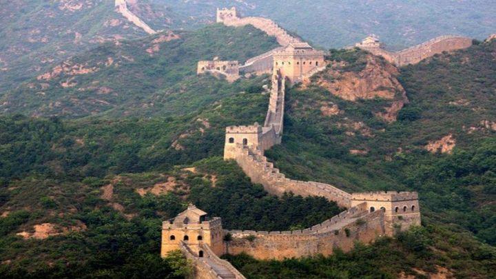 La muralla China cerrará sus puertas temporalmente a los turistas