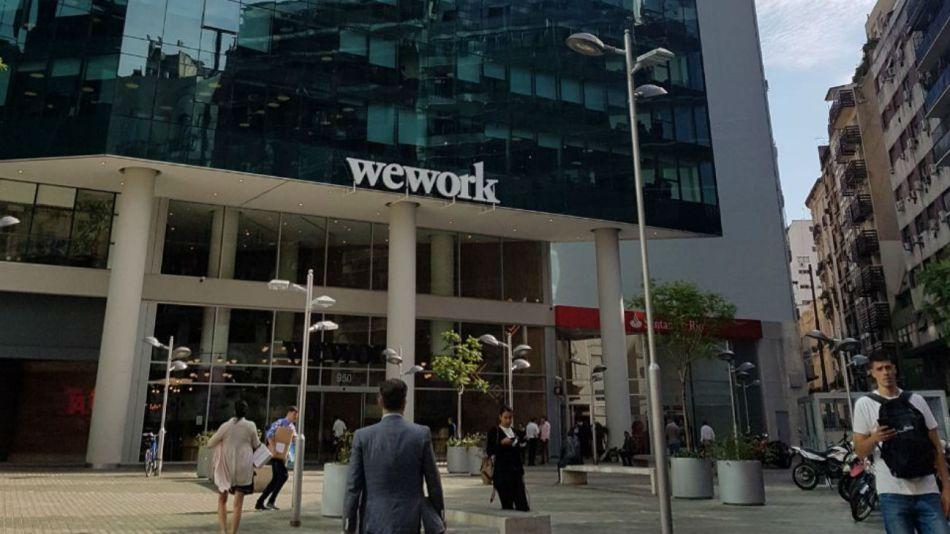edificio wework startups 20200124