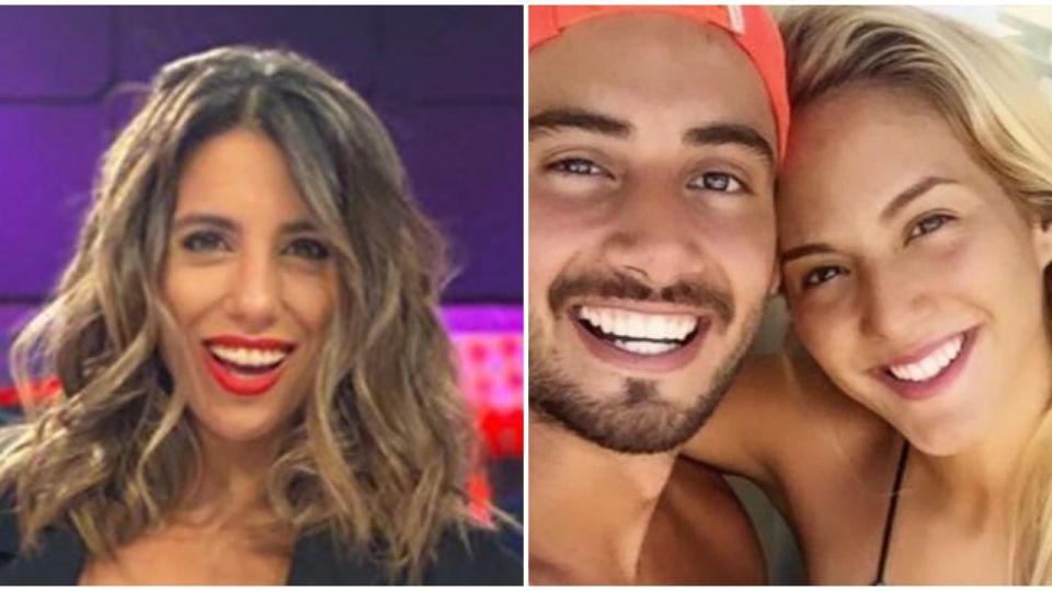 Cinthia Fernández - Flor Vigna  y Nico Occhiato