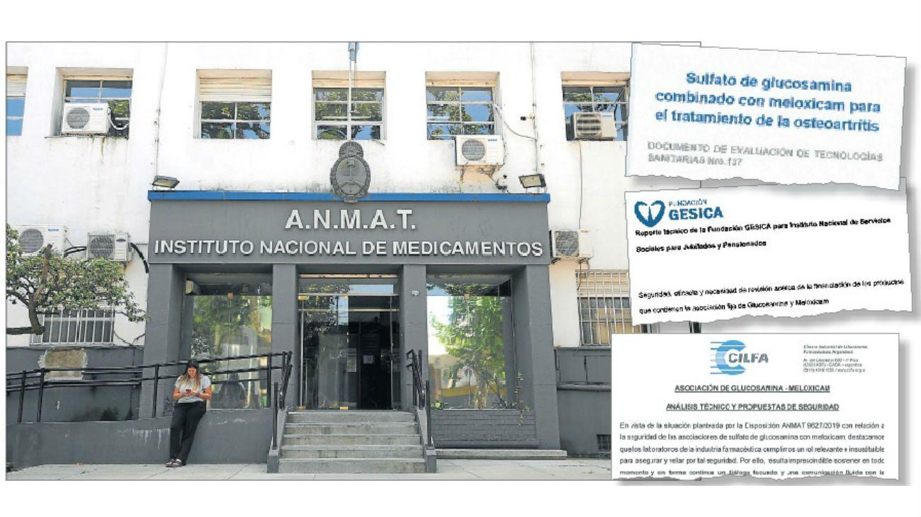 Los documentos del escándalo en la Anmat por el polémico medicamento contra la artrosis