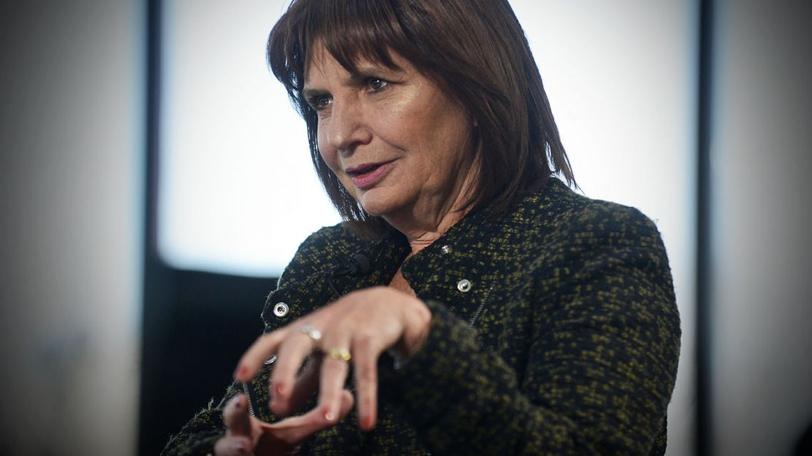 Former Security Ministry, Patricia Bullrich has been one of the quickest ex-officials to reinvent herself.