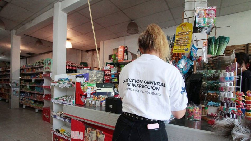 Clausura de supermercados