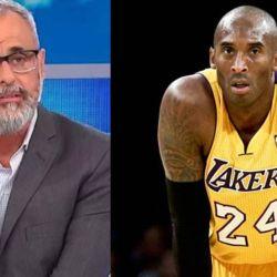 Jorge Rial es fuertemente repudiado por la muerte de Kobe Bryant