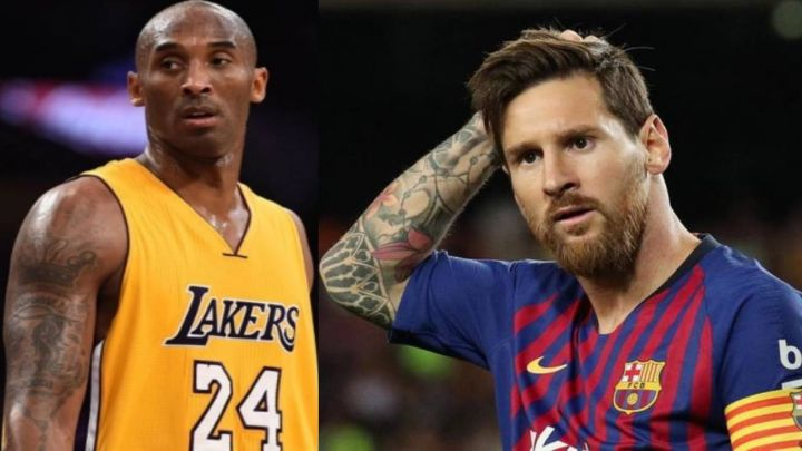 El desgarrador mensaje de Leo Messi por la muerte de Kobe Bryant