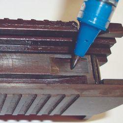 Browning diseñó para su Colt 45 un desconector interno, que todavía se utiliza en todas las plataformas 1911.