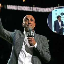 Manu Ginóbili expresó su dolor por Kobe Bryant