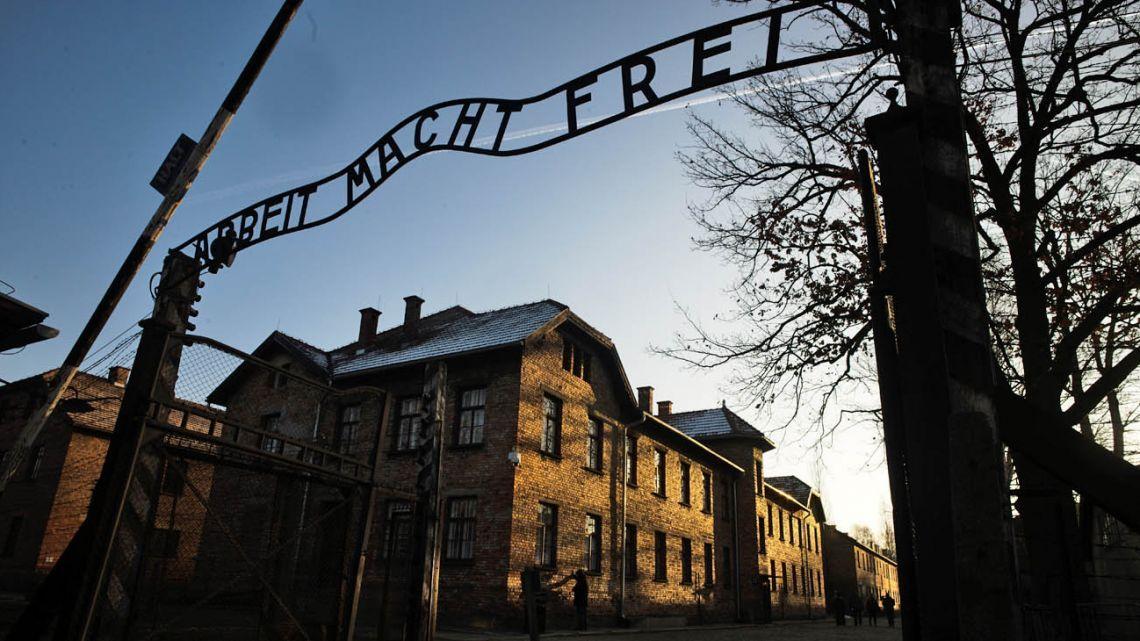 Auschwitz | Foto:Cedoc