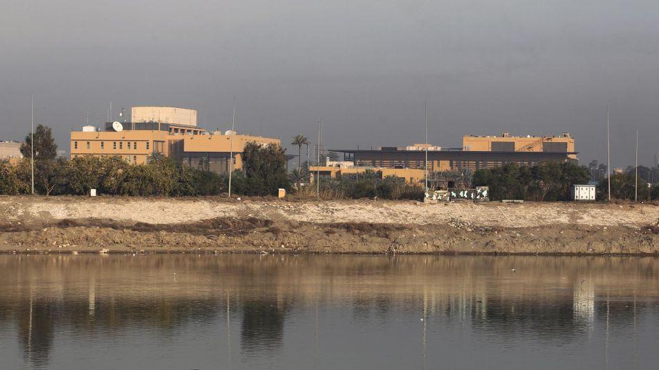 Embajada de Estados Unidos en Bagdad 20200127