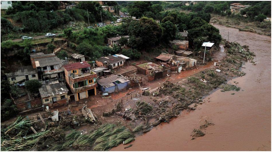 inundaciones brasil 27012020