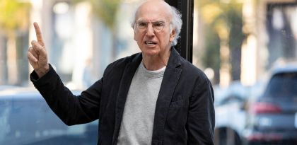 Larry David 20200128