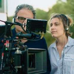 Greta Gerwig, directora de Lady Bird y Mujercitas