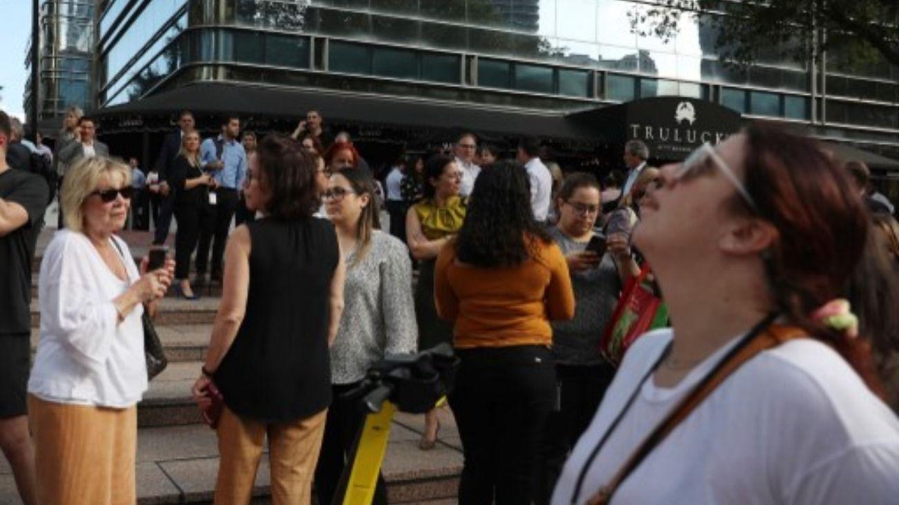 El temblor también se sintió en Miami, donde evacuaron edificios del centro financiero como precaución.