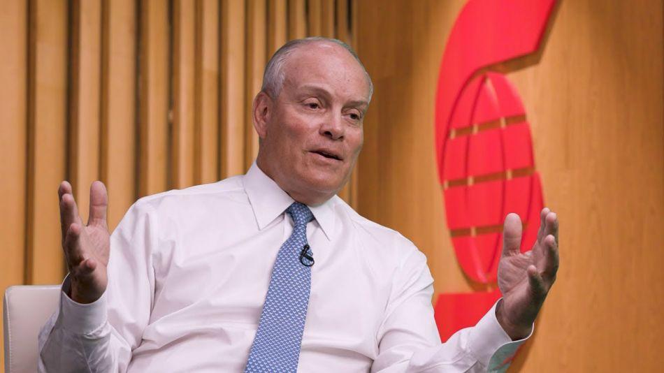 Porter, CEO del Scotiabank.