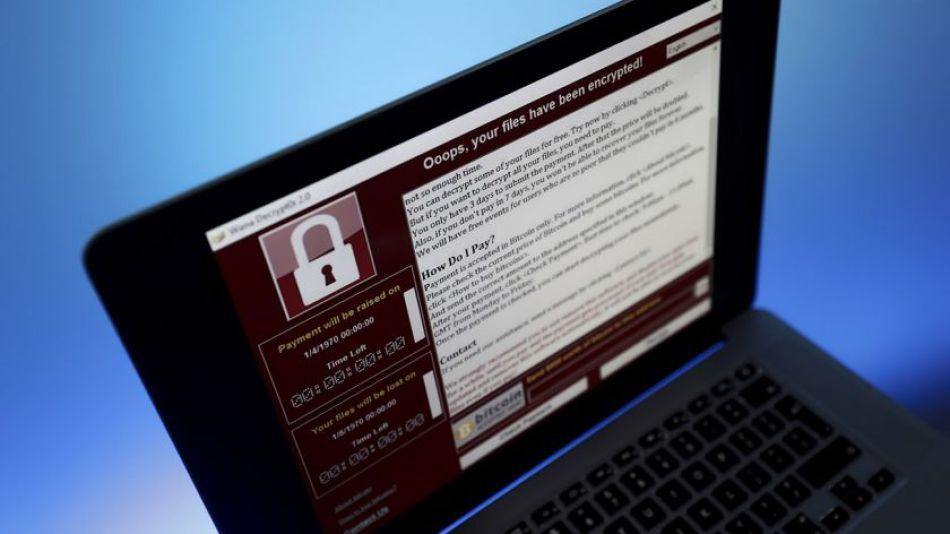 Seguridad informática ciberataque