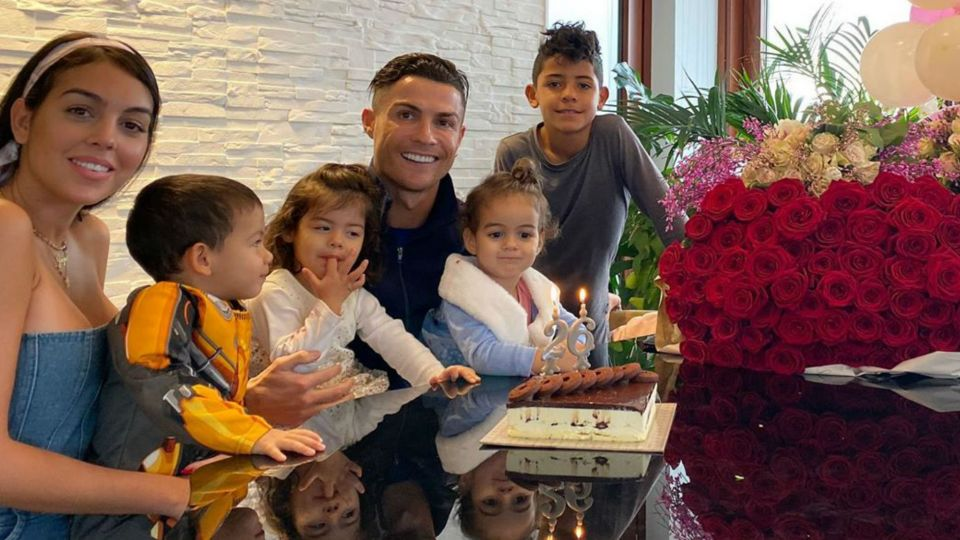 El romántico mensaje de Cristiano Ronaldo a su novia argentina por su cumpleaños