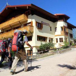 Un trekking corto, pero exigente en La Cumbresita.
