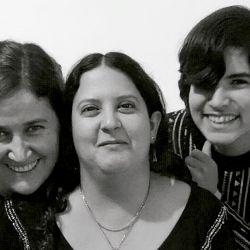 La historia de Alejandra Ríos, Daniela y Nacho Bianchi