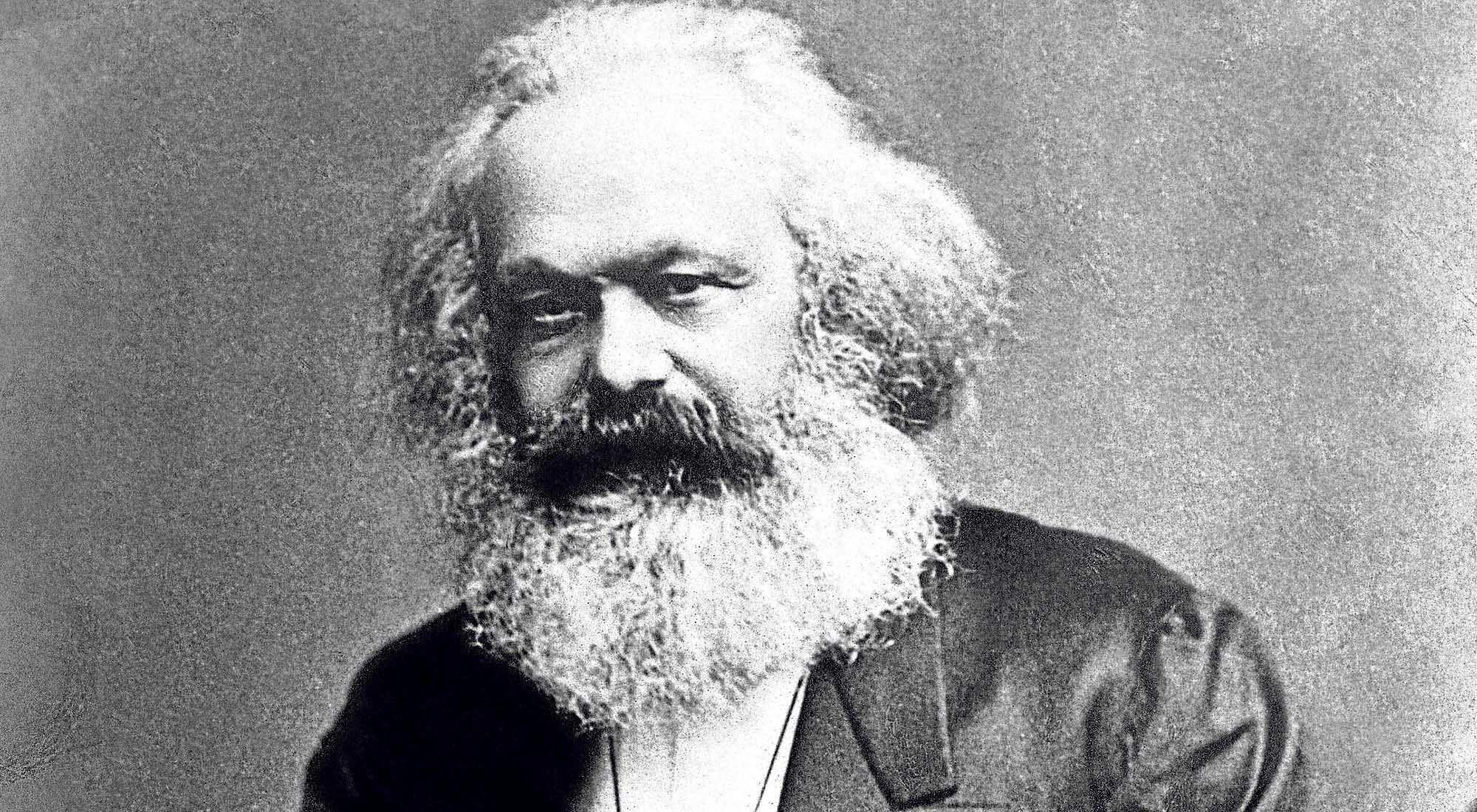 Karl Heinrich Marx (Tréveris, 1818 - Londres, 1883)