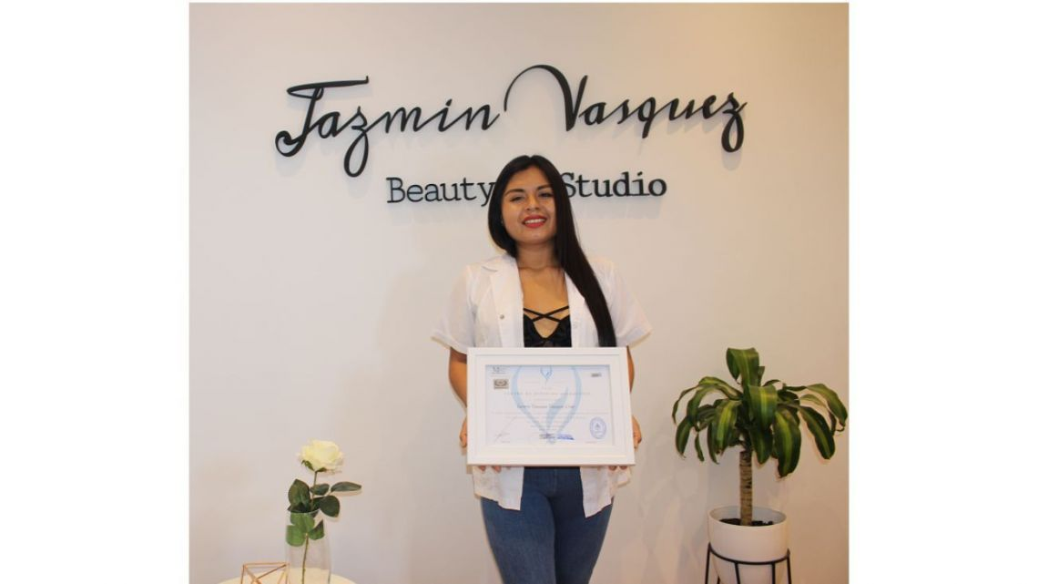Jazmín Vazquez Beauty Studio | Foto:Jazmín Vazquez Beauty Studio