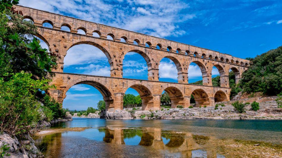 Uzes en Provence Francia