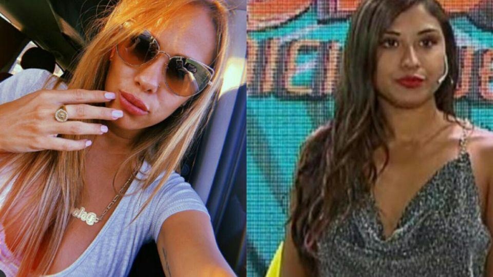 Barby Silenzi se cruzó con la joven que aparece en las polémicas fotos con El Polaco