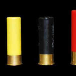 A simple vista notamos que un cartucho calibre 12 es más grande que uno 16, y así sucesivamente.