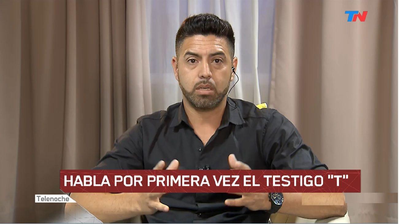 Marcos Acevedo.