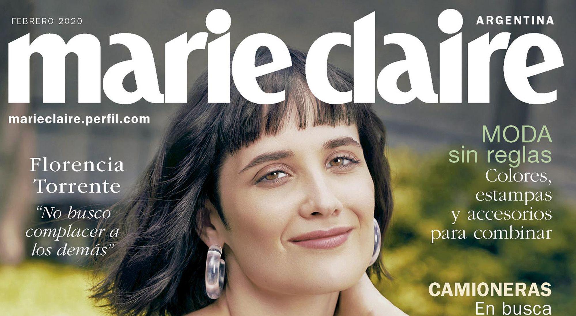 Febrero en Marie Claire