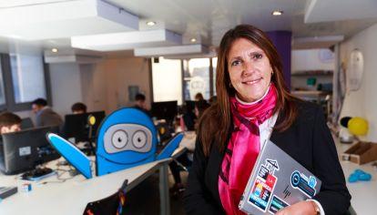 María Avendaño, head country de Dirwa en Argentina.