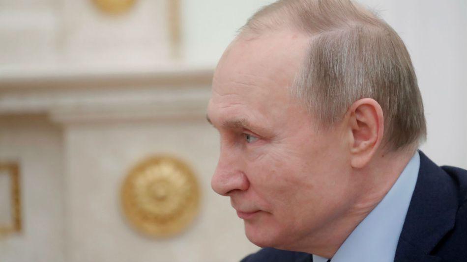 El Kremlin no reportó ningún caso de coronaviurs por el momento.