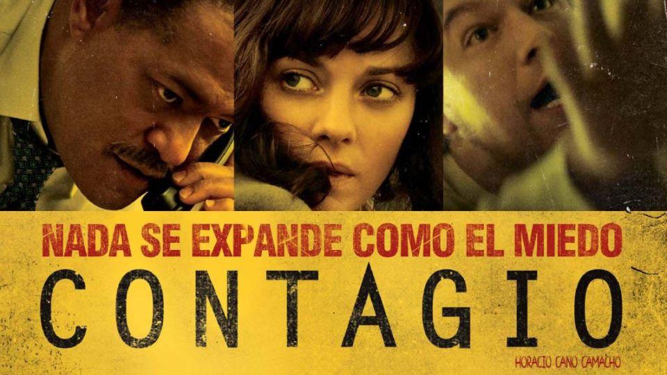 """""""Contagio"""", la película que predijo el coronavirus"""