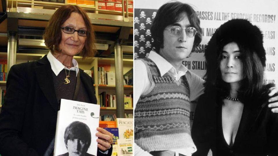 """Hermana de John Lennon publica sus memorias: """"Yoko Ono controlaba su vida y él se lo permitía"""""""