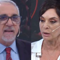 Canaletti y Mónica