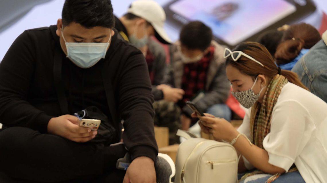 Coronavirus en China | Foto:Cedoc.