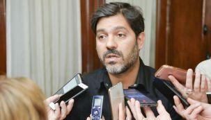Carlos Bianco, jefe de Gabinete de Kicillof.