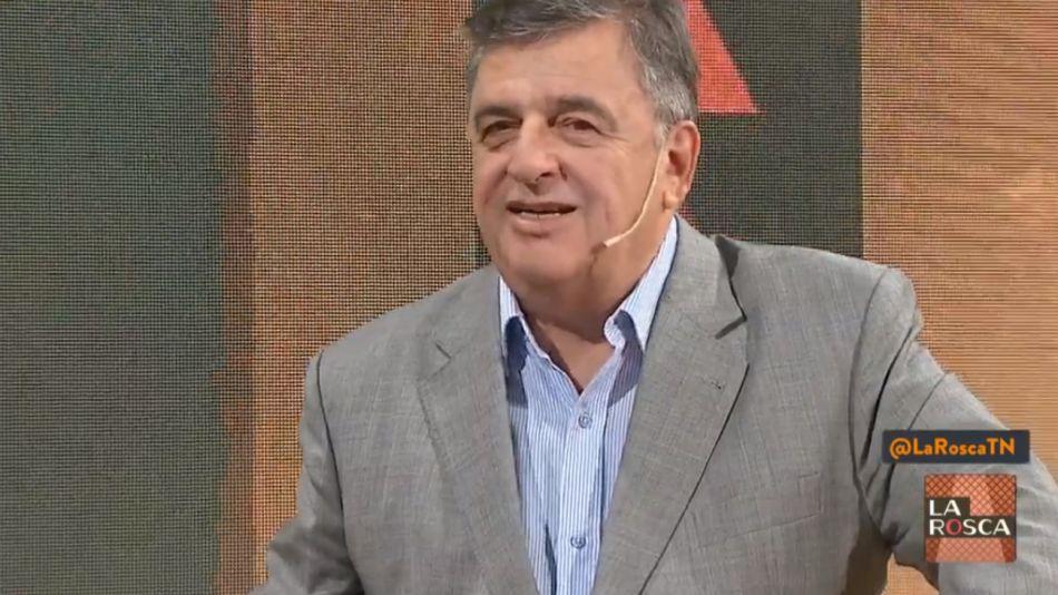 El diputado nacional por Juntos por el Cambio Mario Negri