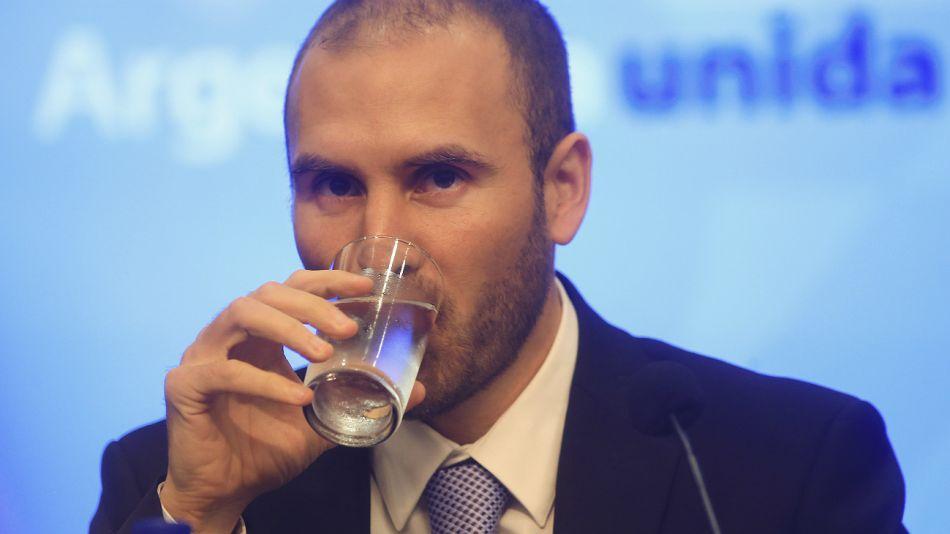 Ministro Guzmán.
