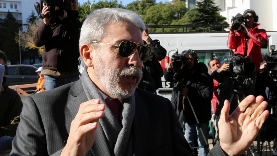 Aníbal Fernández.