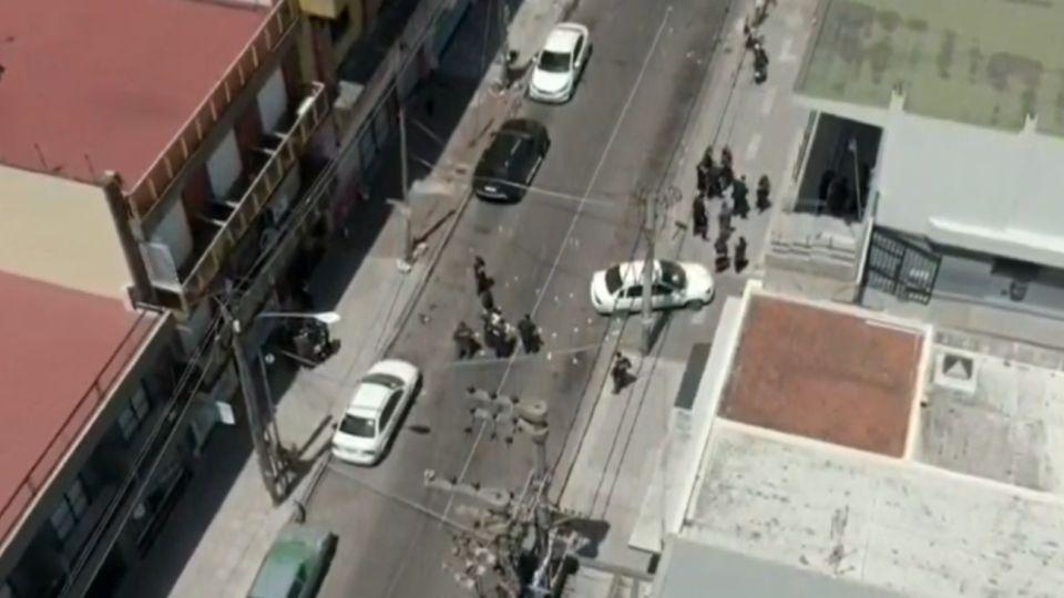 Una persona fue asesinada hoy en Isidro Casanova.