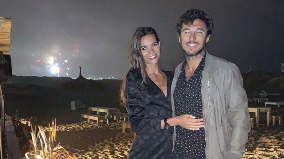 Pico Mónaco y el gesto más romántico para su novia francesa